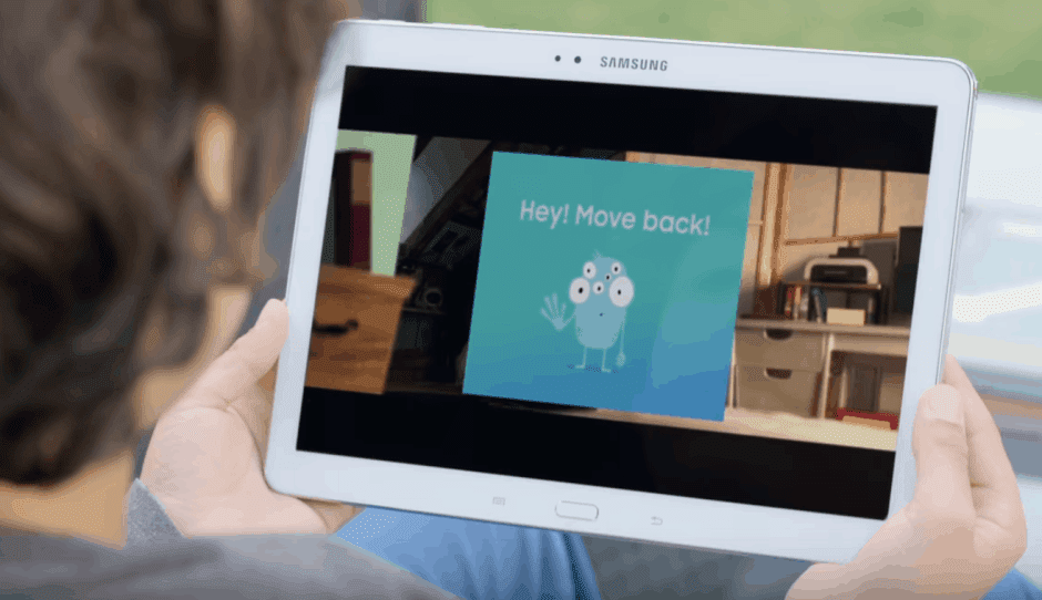 Samsung Safety Screen: l'App salva vista per i bambini