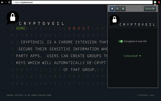 CryptoVeil