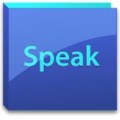 SPEAK!!App to speak