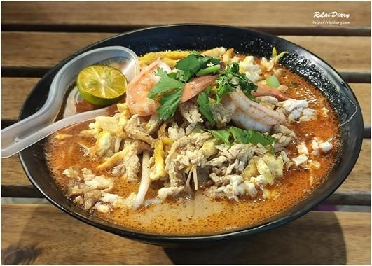 艾叻沙 – 西門町創始店道地大馬美食,由馬來西亞籍的藝人艾成所開設的