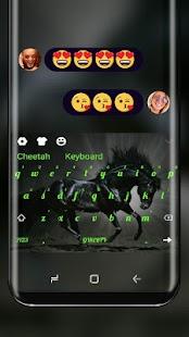 Black Horse Keyboard Animal - náhled