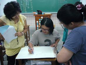 Photo: 20110920竹南(二)啟發式素描與插畫(社區巷弄篇)003