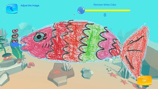 Draw Aquarium Lite apktram screenshots 3