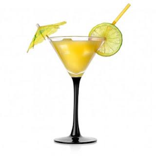 Jamaican Yellow Bird Cocktail.