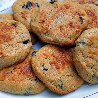 Low Carb Blueberry Cookie.