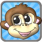 Curious Monkey - Kids Game
