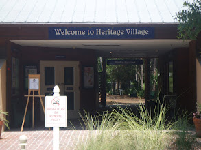 Photo: On June 2 we went to Heritage Village - a collection of historic buildings