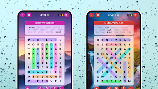 Wordscapes Search screenshots 9