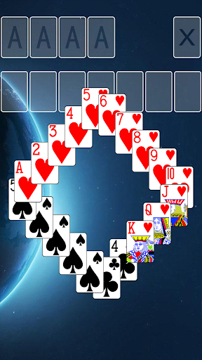 Solitaire Card Games Free 2.2.3 gameplay | by HackJr.Pw 6