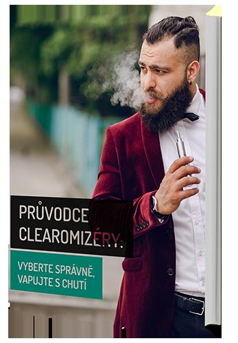 Praktický průvodce clearomizéry vám pomůže s výběrem této důležité části e-cigarety