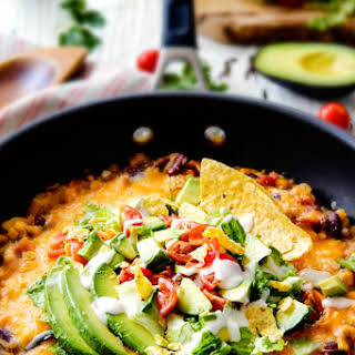One Pot Mexican Chicken and Rice.