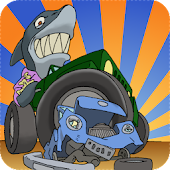 Crazy Monster Truck Android APK Download Free By Dumbocracy Games