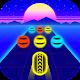 Neon Color Ball Road Run Download on Windows