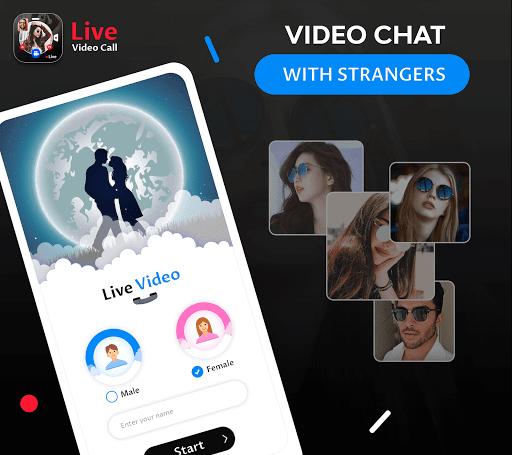 Call random chat video Free random