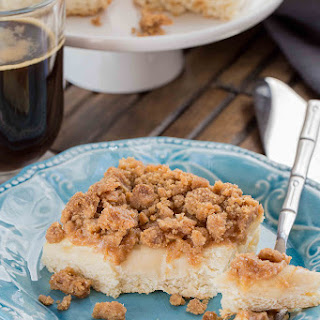 Apple Crisp Coffee Cake
