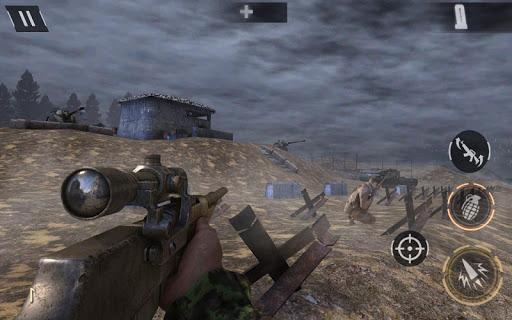 Call of World War 2 : Battlefield Game filehippodl screenshot 9
