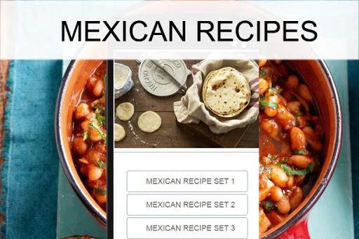 メキシコのレシピ