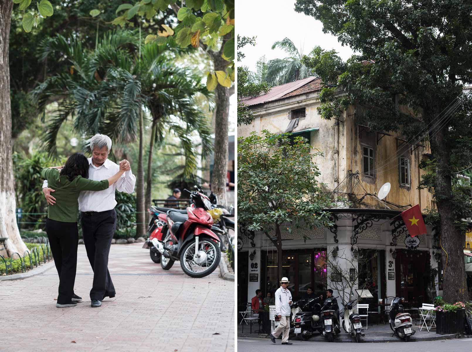 Daily life, Hanoi, Vietnam