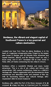 Bordeaux Guide TourOnTrip screenshot 2