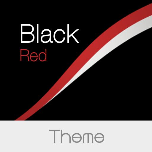 Black - Red Theme