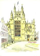 Photo: Bath Abbey
