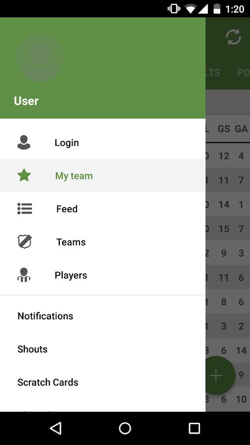 Fiebrebetica- screenshot