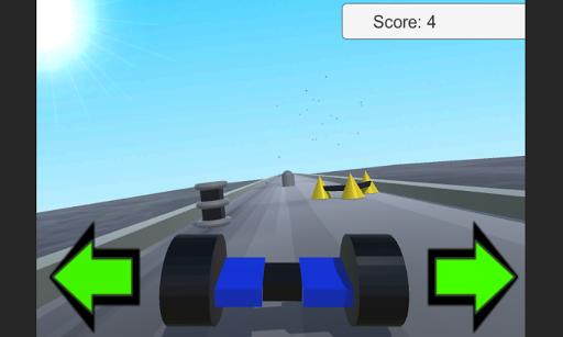 Hover Mini Board Simulator 3D