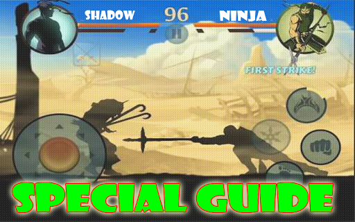 Guide Shadow Fight 2016