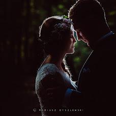 Wedding photographer Mariusz Dyszlewski (mdyszlewski). Photo of 08.12.2016