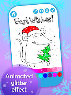 Christmas Coloring Pages On Windows Pc Download Free 2 2 Com Coloringbook Art Games Coloring Book Christmass