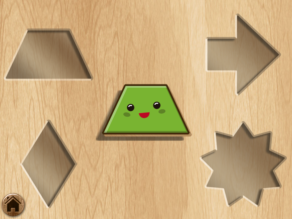 Baby puzzles- screenshot