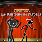 Stickman Phantom of the Opera