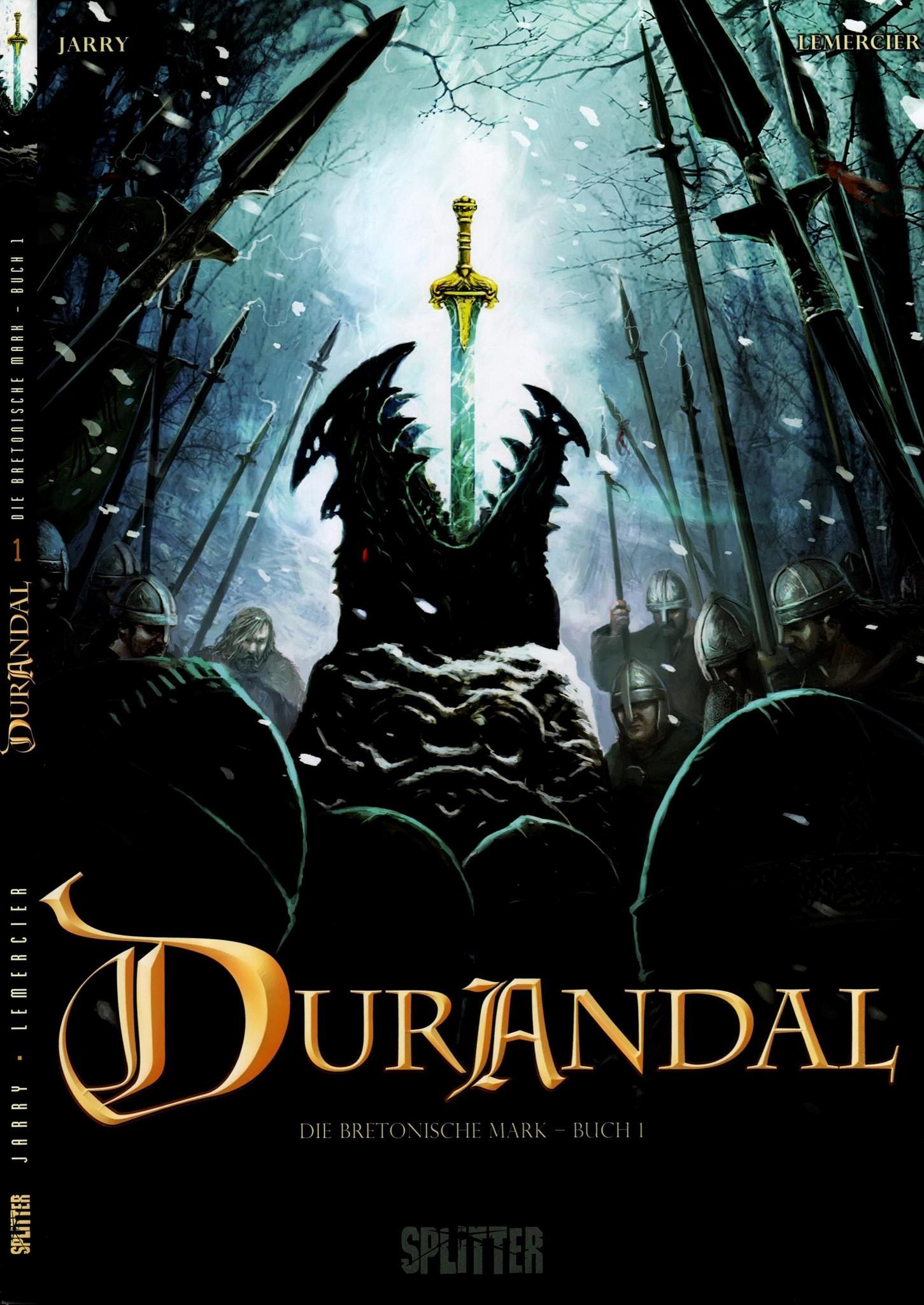 Durandal (2012) - komplett