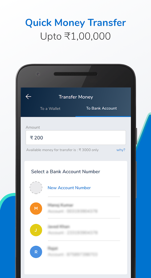Screenshots of Recharge, Payments & Wallet for iPhone
