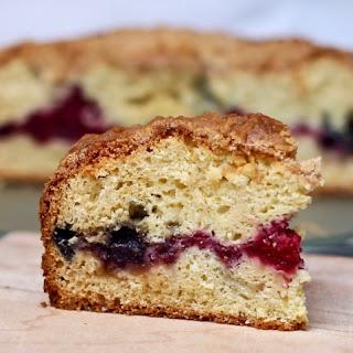 Fruit Coffee Cake