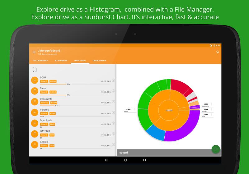 Disk & Storage Analyzer [PRO] Screenshot 8