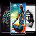 Shiva Live Wallpaper HD icon