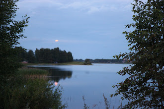 Photo: Сиверское озеро