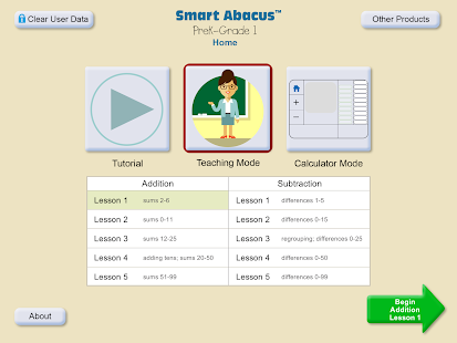 Smart Abacus™ PreK-1- screenshot thumbnail
