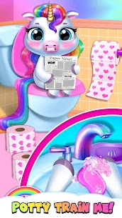 My Baby Unicorn – Virtual Pony Pet Care & Dress Up 4