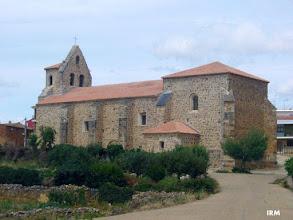 Photo: La Iglesia vista desde el camino del cementerio (2 de Agosto de 2009)