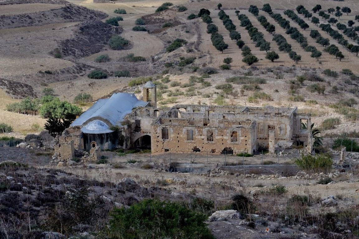 Μοναστήρι Προφήτη Ηλία ΜαρωνΙτών Κύπρου