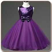 فستان الأميرة عيد الطفل APK