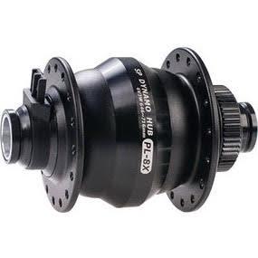 Shutter Precision PL-8X Dynamo Hub 15x100mm