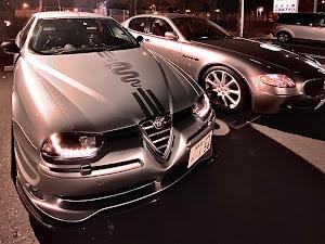 156スポーツワゴン 932BXB 2005 最終型 GTAのカスタム事例画像 LUTHER BONOさんの2020年11月10日07:08の投稿