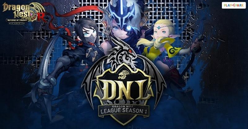 [Dragon Nest] ปิดฉากการแข่งขัน Season 1