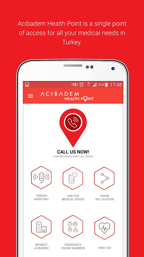 Acıbadem Health Point- screenshot