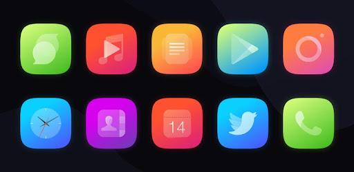 Resultado de imagen de Athena Icon Pack - Squircle Icons