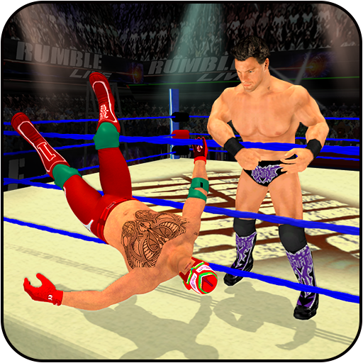 Rumble Wrestling: Royal Wrestling Fighting Games