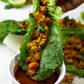 Thai Curry Lettuce Wraps Recipe